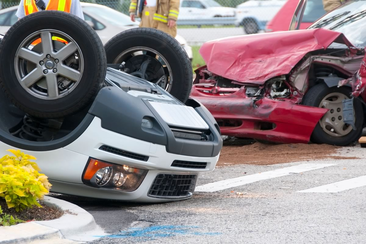 Rollover Car Accidents - DWKMRS