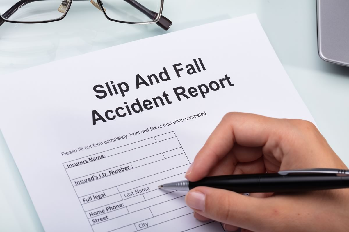 Slip and Fall Injuries DWKMRS Law firm
