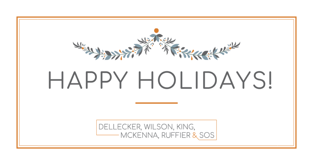 Happy Holidays from DWKMRS