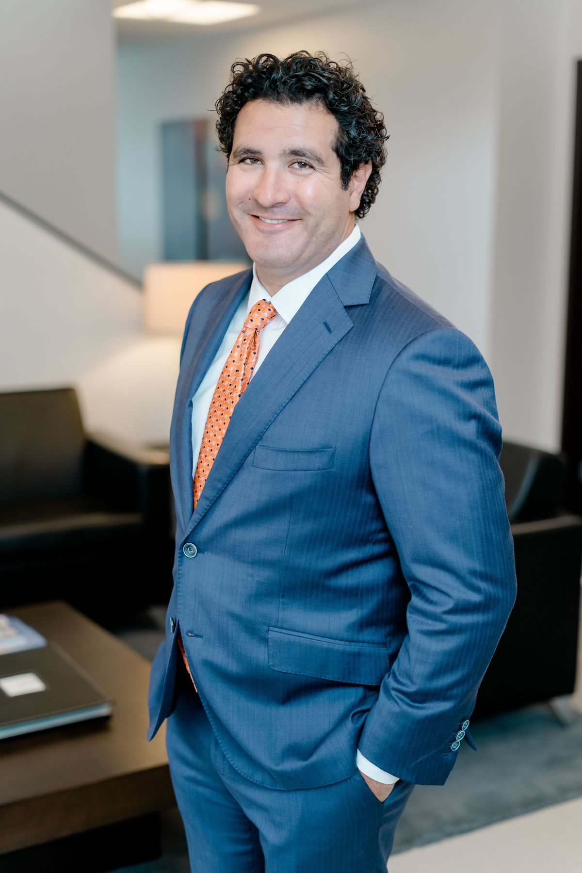 Tony Sos Partner- DWKMRS Law firm orlando